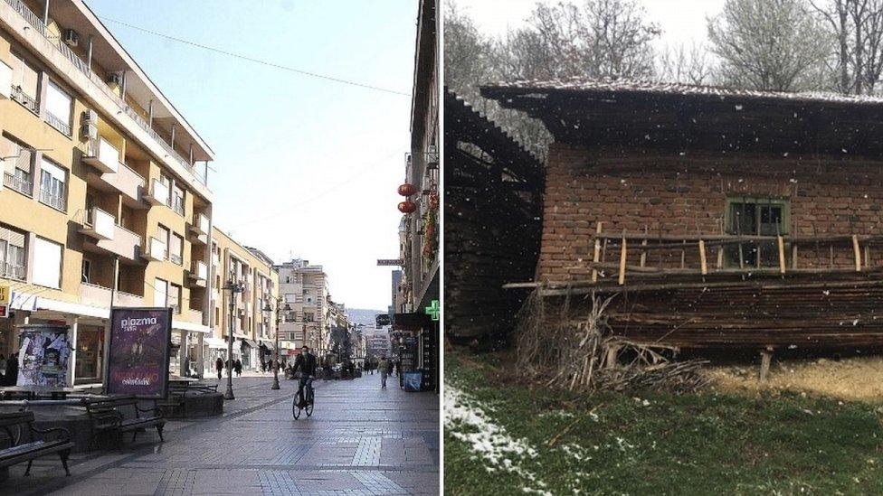 U selima širom Srbije, situacija je mirna