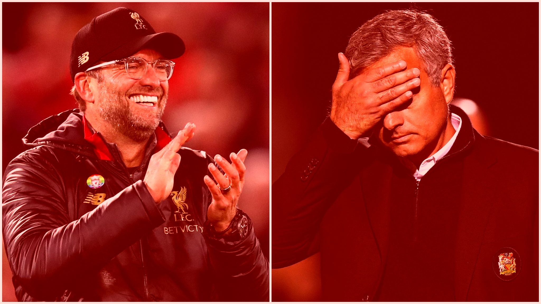 Liverpool v Manchester United: Who made your combined XI?