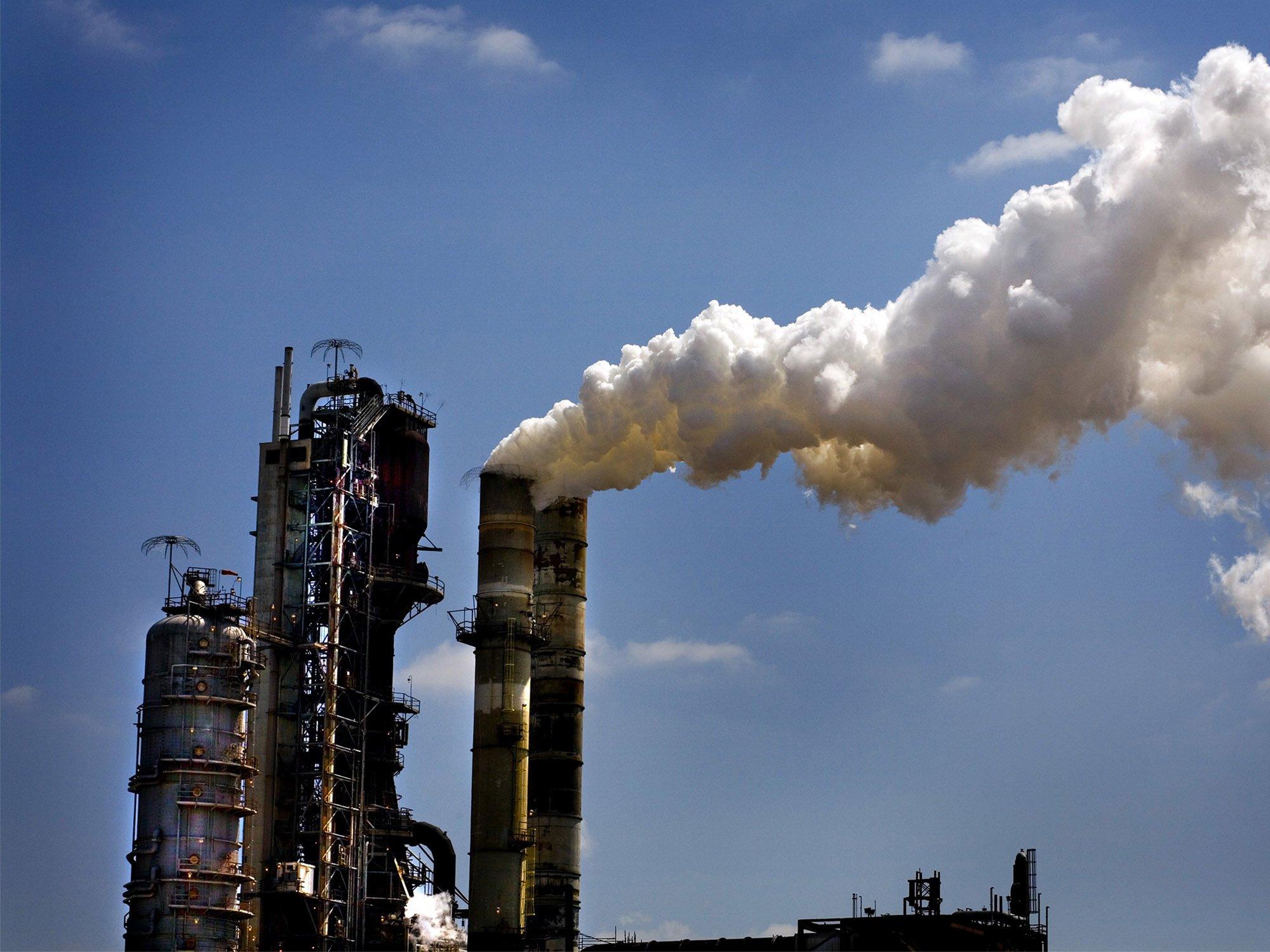 Petrolera de Exxon.