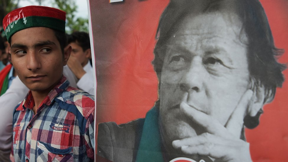 Imran Khan: Five things to know about Pakistan's prime minister