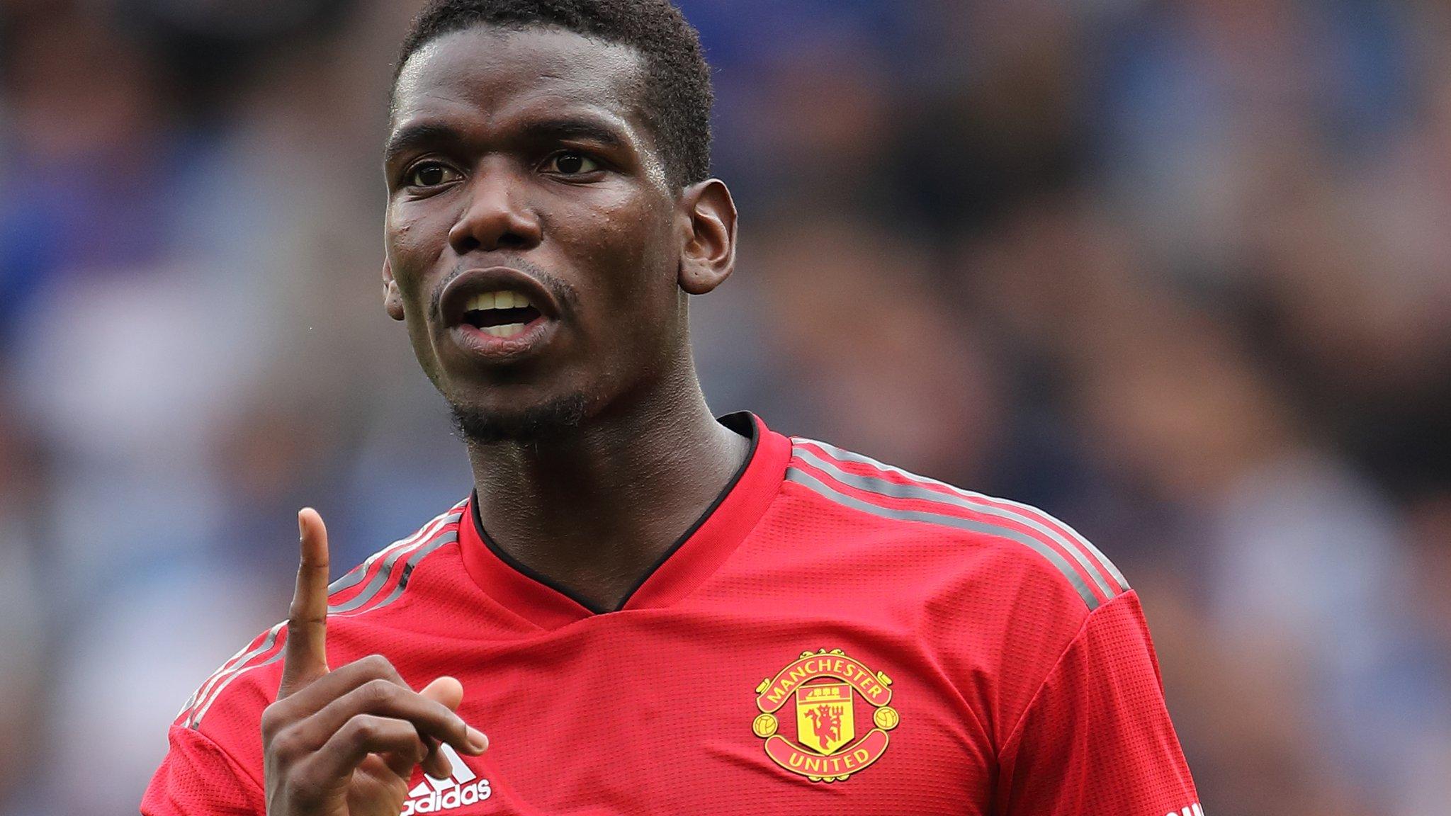 Man Utd: Paul Pogba's agent Mino Raiola criticises Paul Scholes