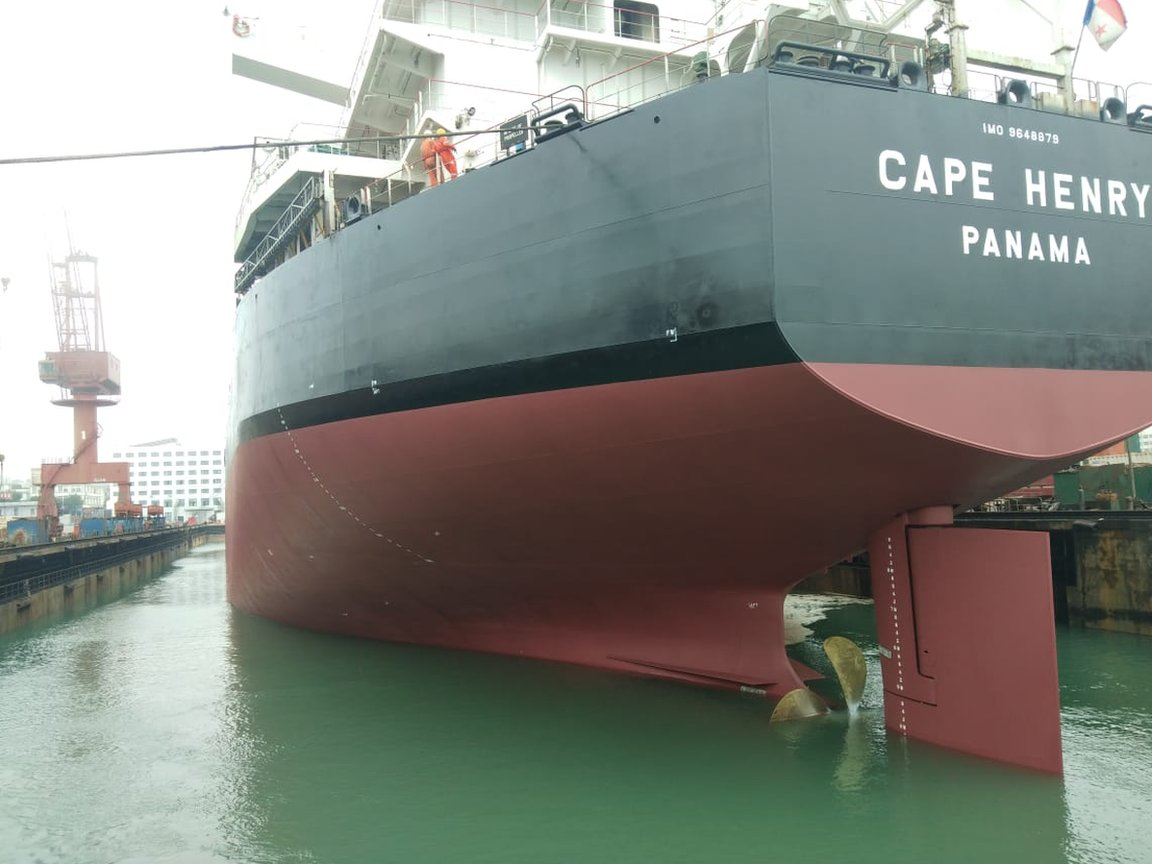 Cape Henry Ship