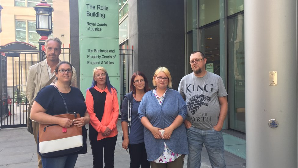 Keep Trafalgar College Separate group