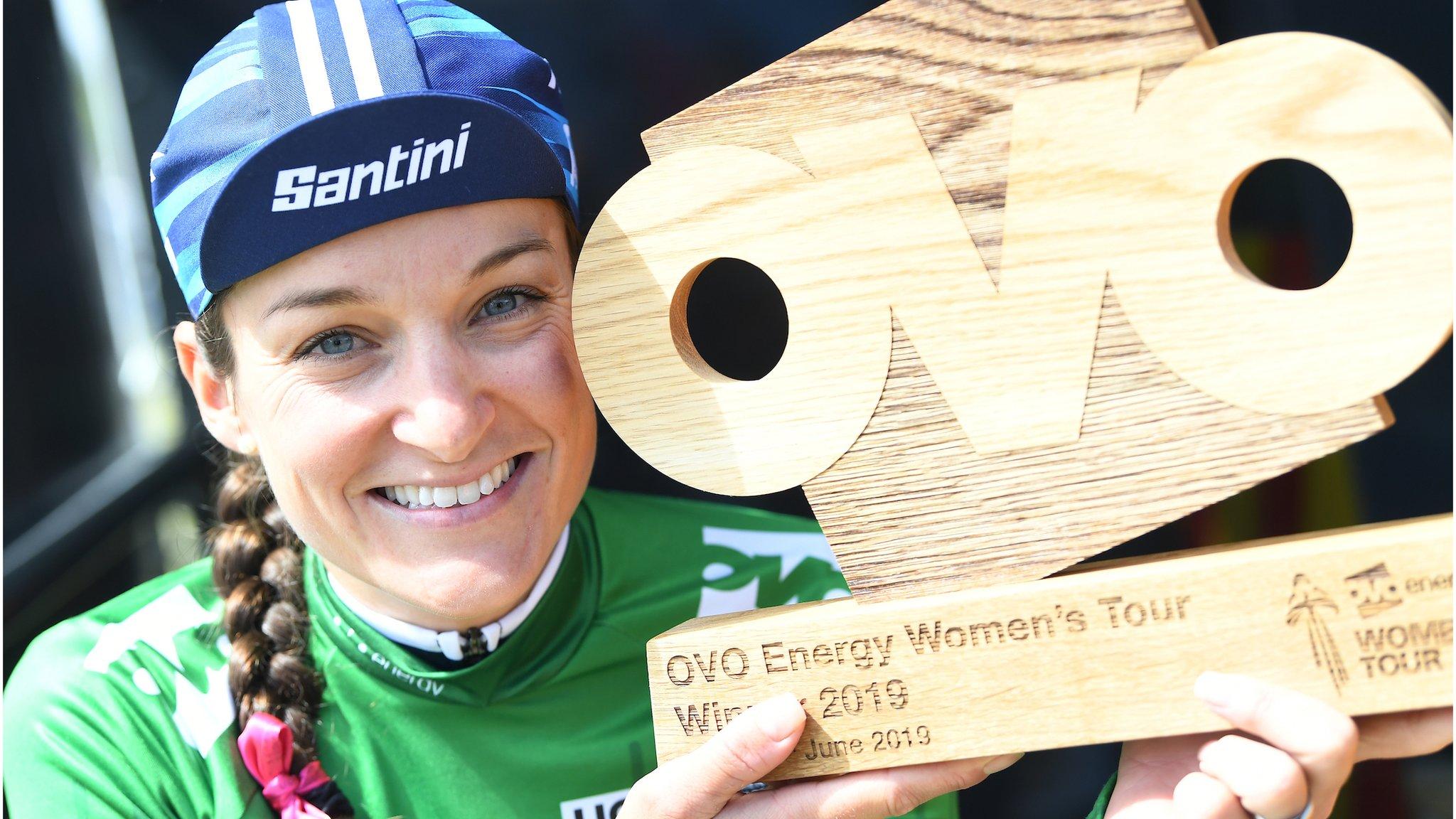 Women's Tour: Britain's Lizzie Deignan seals overall victory