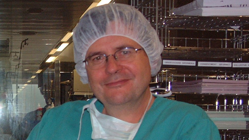 Doctor Sitges-Serra.