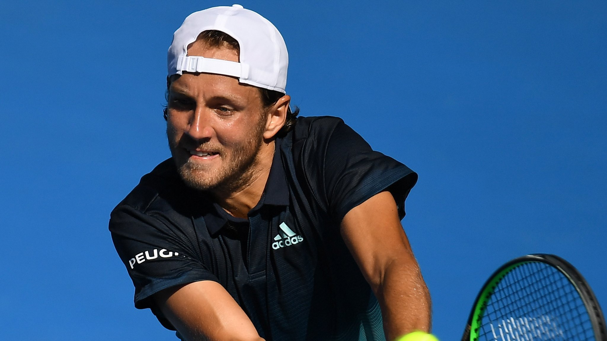 Australian Open 2019: Lucas Pouille beats Milos Raonic to reach semi-final