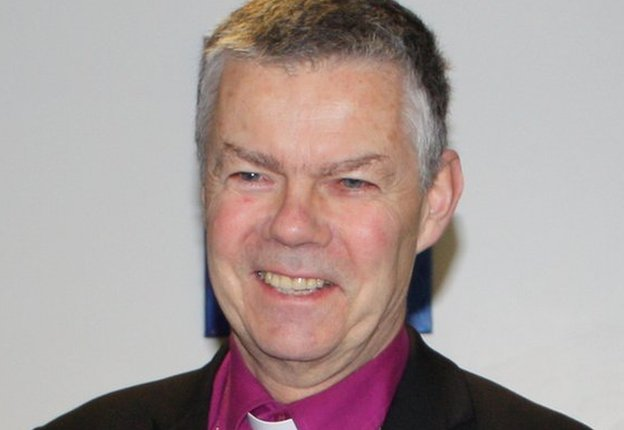 The Right Reverend Richard Frith