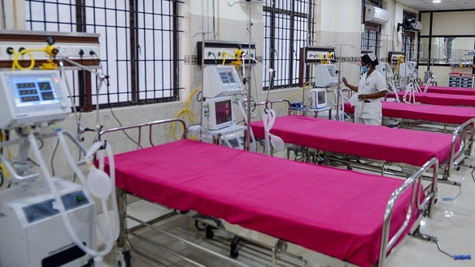 India hospital