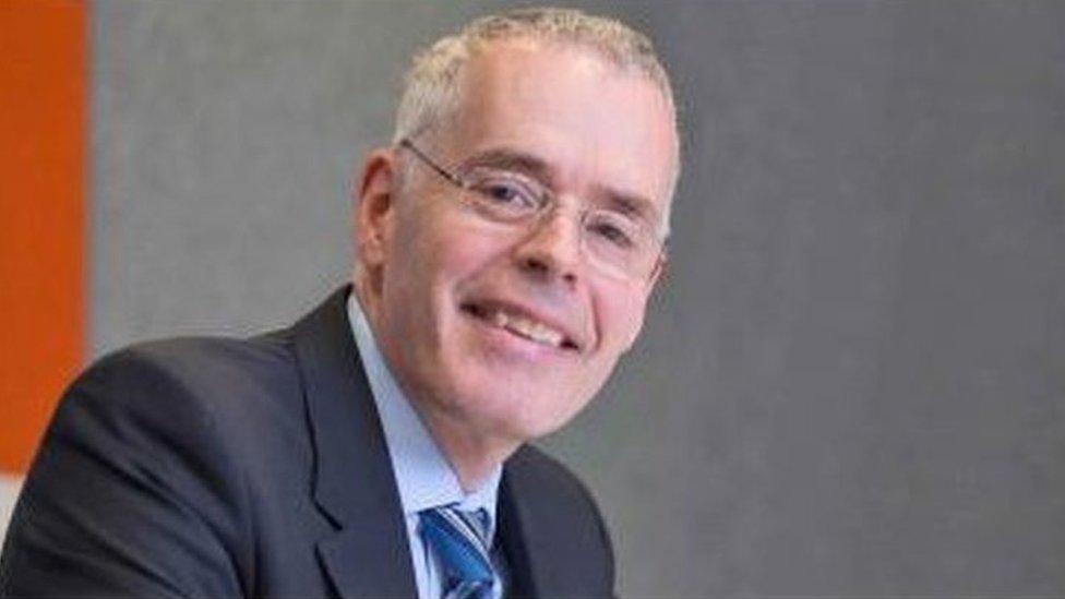 Open University vice-chancellor Peter Horrocks resigns