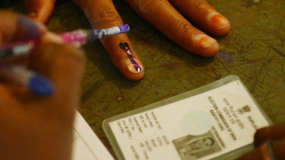 छठां चरण मतदान