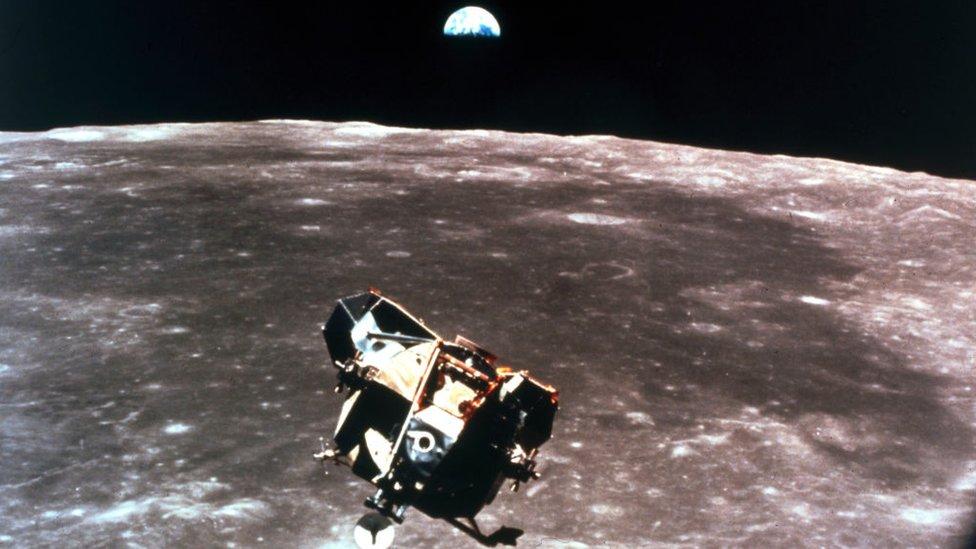 Modul Apollo 11 tahun 1969