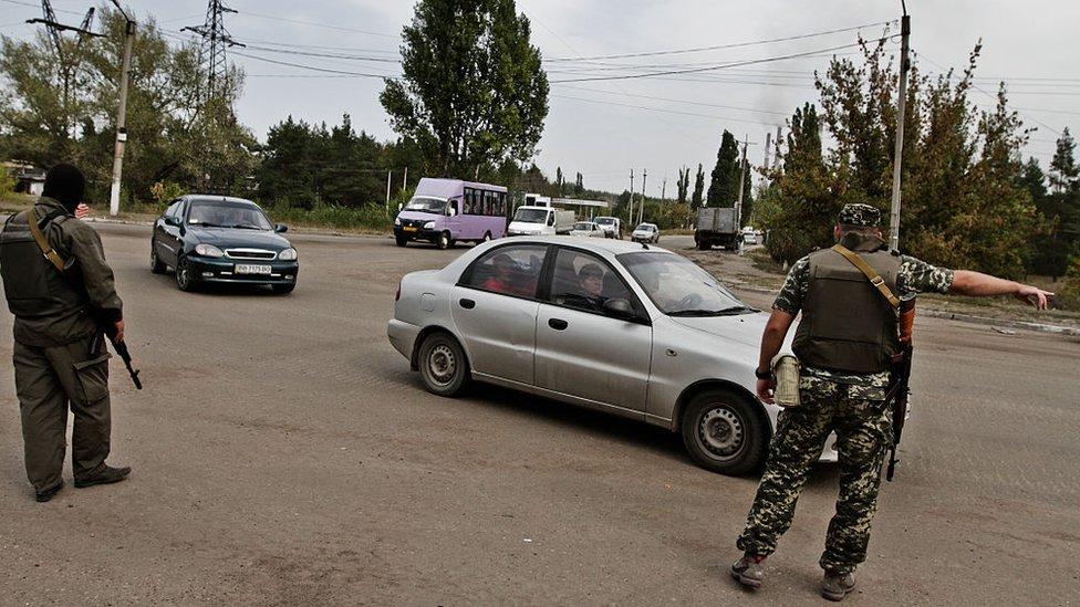 Бойовики почали пропуск людей з непідконтрольної території - Держприкордонслужба