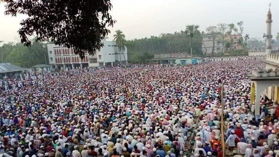 Bangladesh gathering