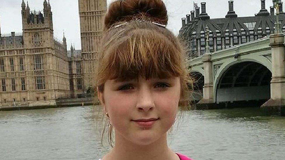 Viktorija Sokolova murder: Boy guilty of Wolverhampton park killing