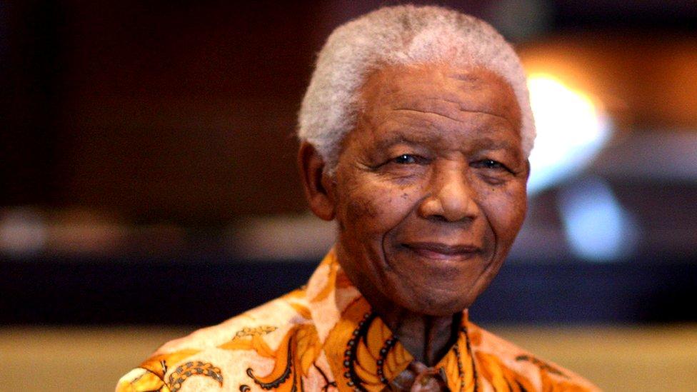 Nelson Mandela's 100th birthday quiz