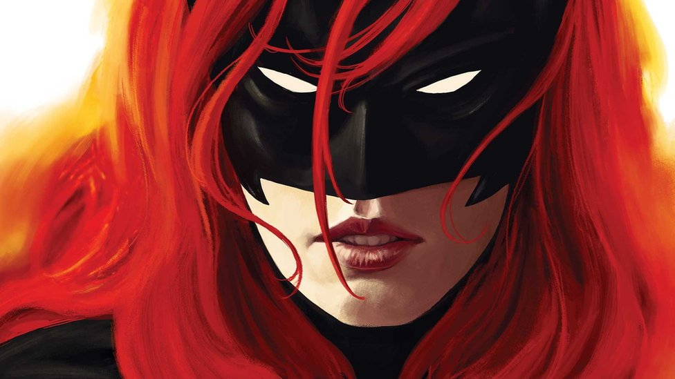 Batwoman: Lesbian comic hero to get TV series