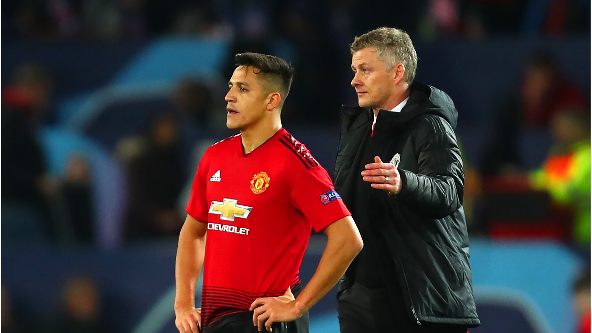 Manchester United: Ole Gunnar Solskjaer 'sure' Alexis Sanchez form will improve