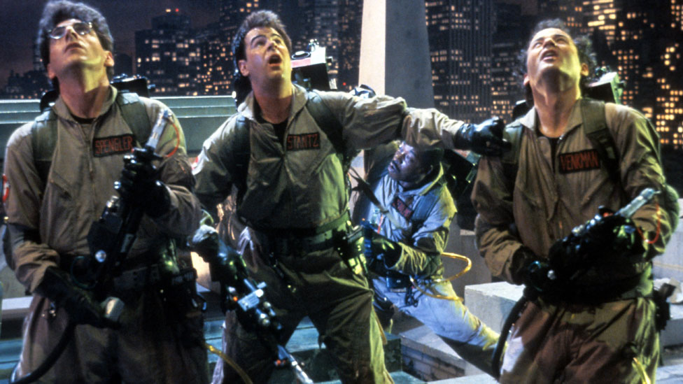 Ghostbusters: Original director's son Jason Reitman to direct new film