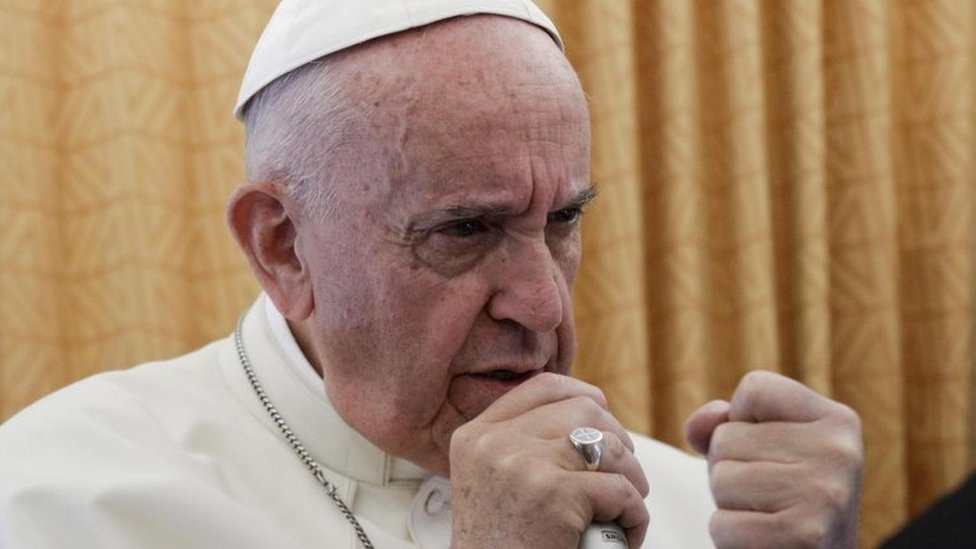 North Korea crisis: Pope urges international mediation