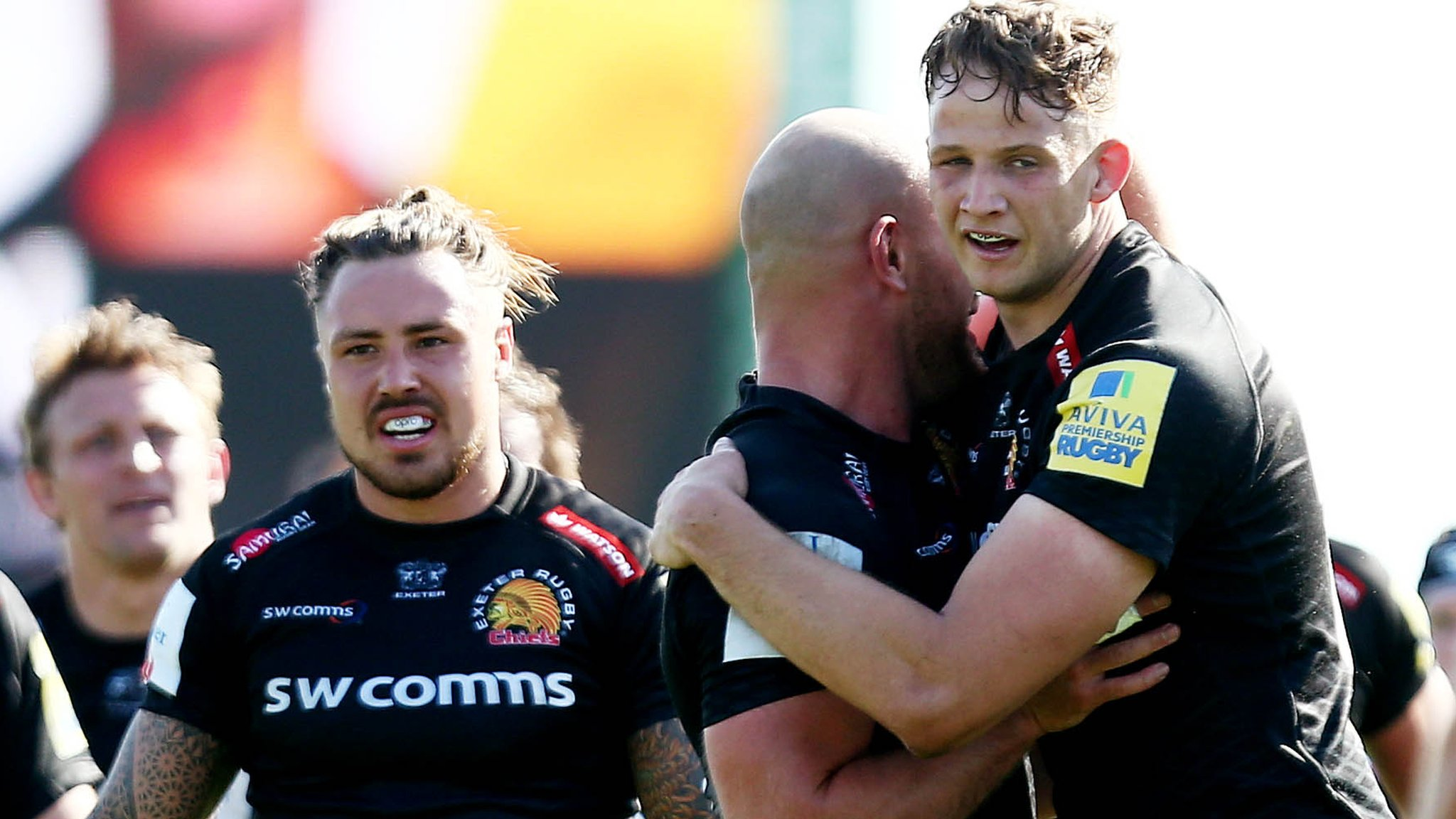 Dominant Exeter ease into Premiership final with win over Newcastle