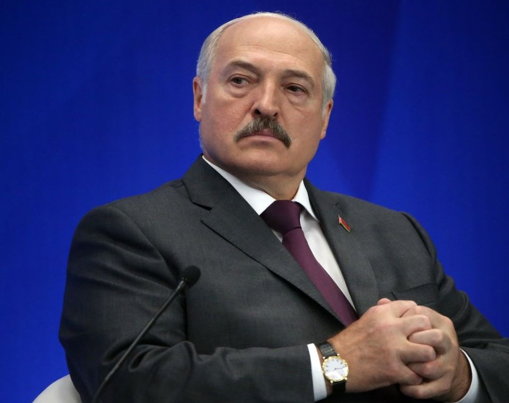 Presidente de Bielorrusia Alexander Lukashenko.