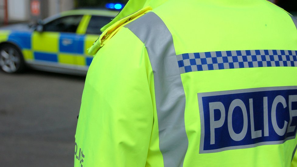 Injured man in Elgin 'may have been hit by vehicle'