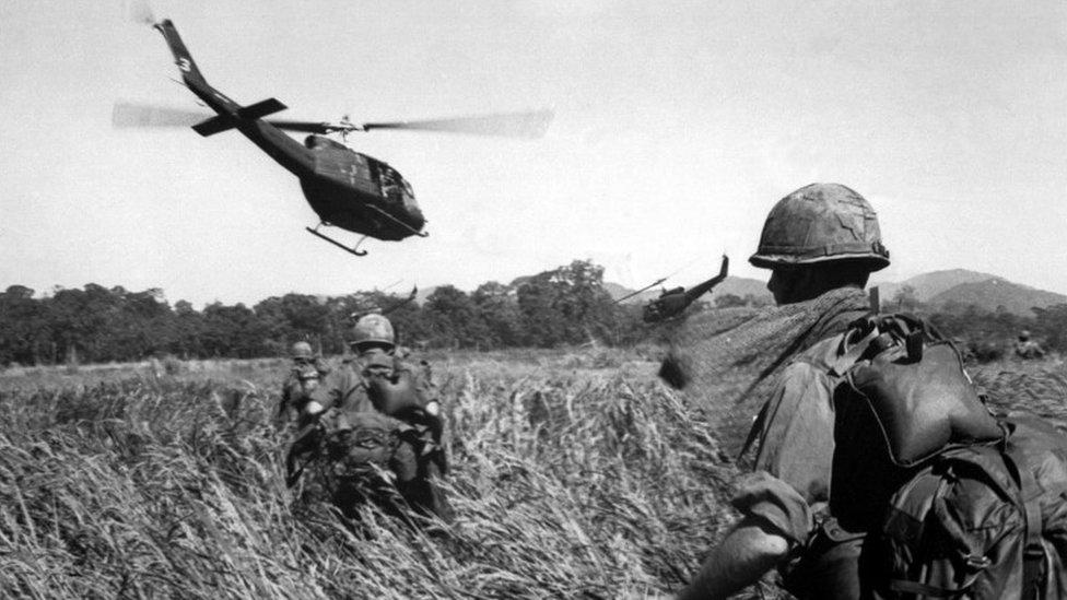 Istraživanja pokazuju da su američki vojnici u Vijetnamu češće koristili oružje