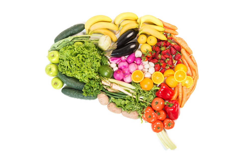 Un cerebro hecho de verdura