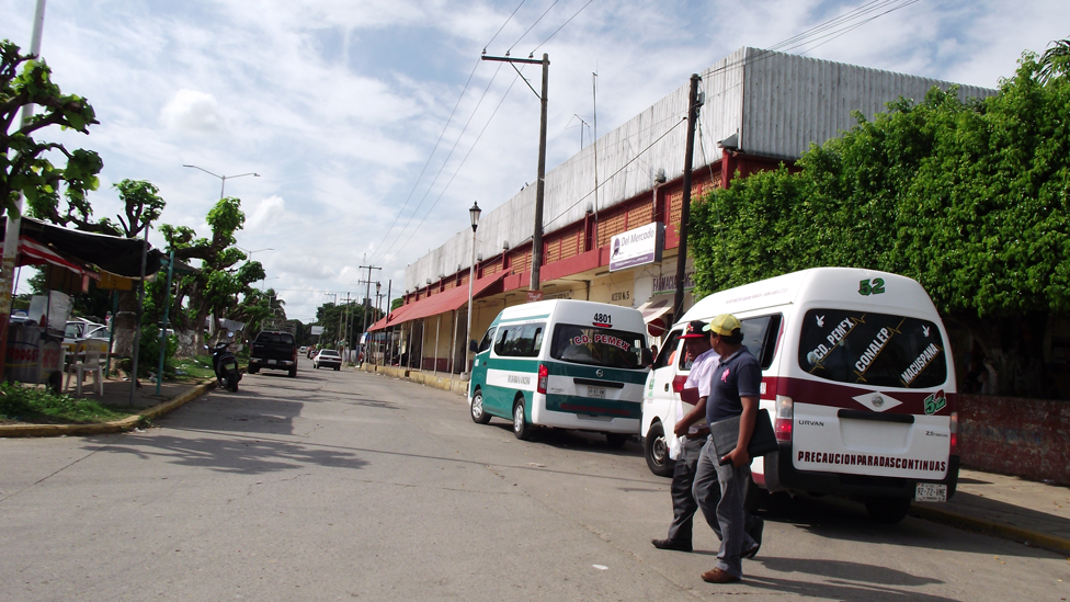 Ciudad Pemex.