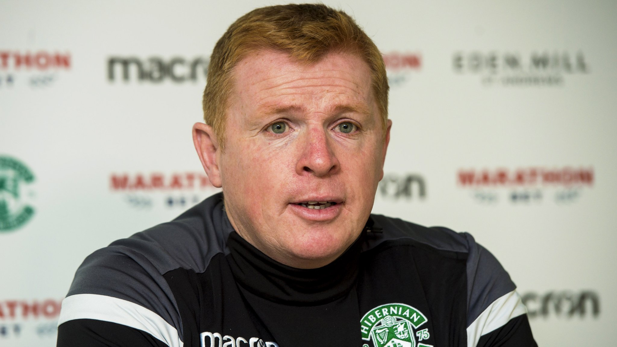 Neil Lennon: Hibernian boss urges authorities to 'do more' to prevent crowd trouble
