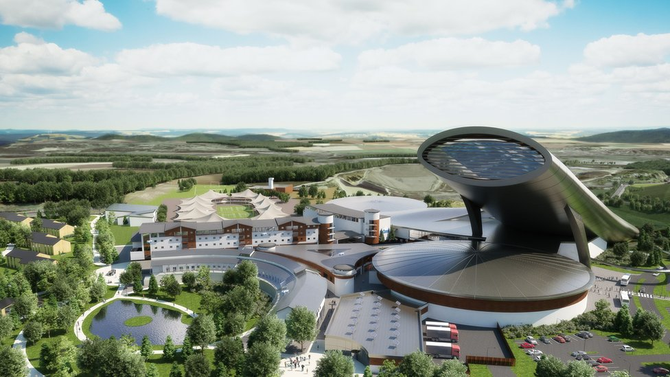 SnOasis: £500m winter sports complex wins backing