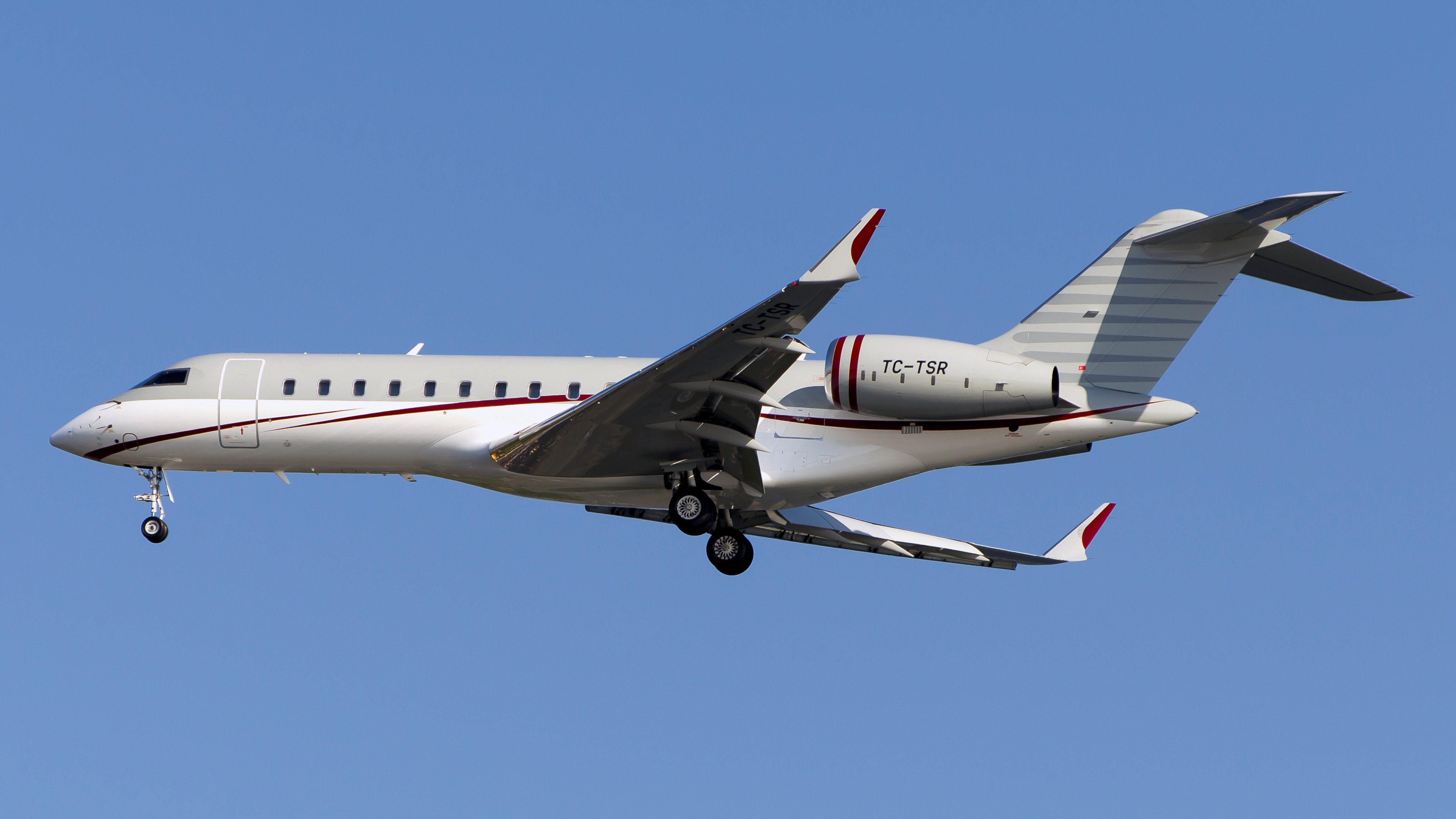 الطائرة التي تم استئجارها لتهريب غصن من اليابان