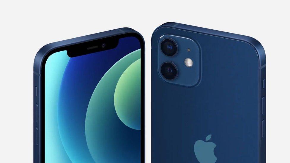 Los iPhone 12