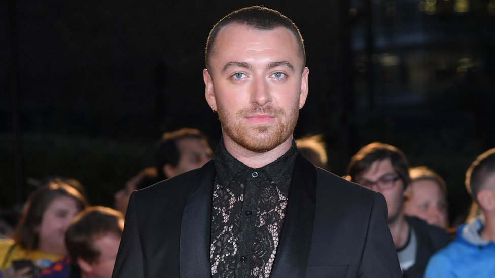 Sam Smith attends the GQ Men Of The Year Awards 2019 at Tate Modern on September 03, 2019 in London, England.