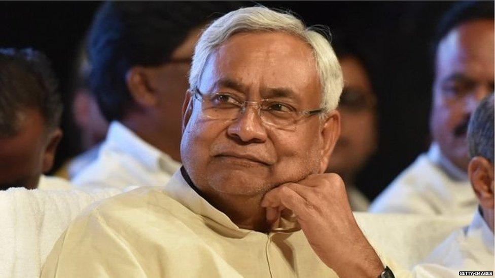 RSS पर नीतीश की 'टेढ़ी' नज़र से बिहार में टकराव- नज़रिया