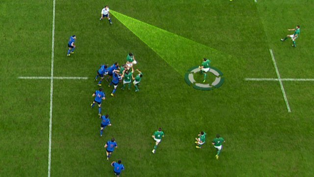 Small margins cost Ireland against France