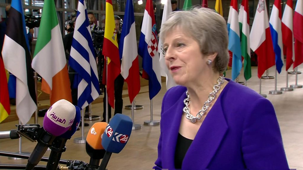 Brexit transition extension would be 'for a matter of months'