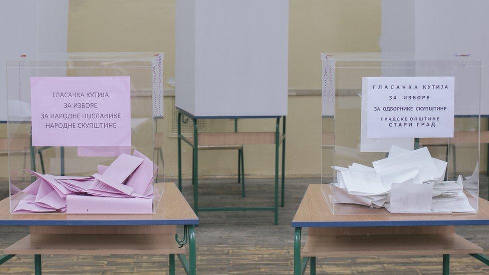 Glasanje je počelo u sedam ujutru, a biračka mesta zatvaraju se u 20 časova