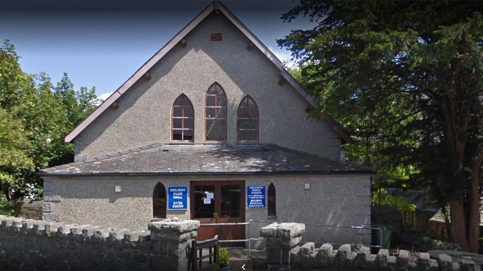 Criccieth Family Church
