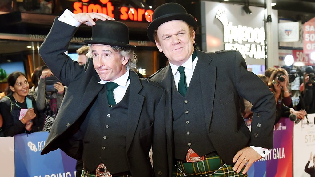 Star duo brings Laurel and Hardy to a new generation