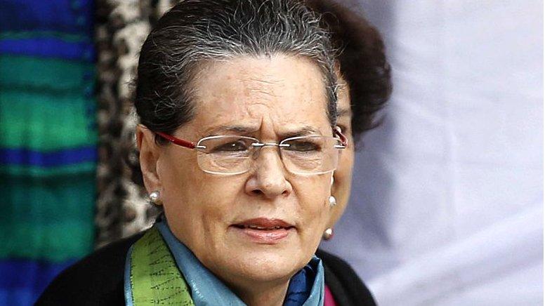 सोनिया गांधी की शरण में फिर से क्यों गई कांग्रेस