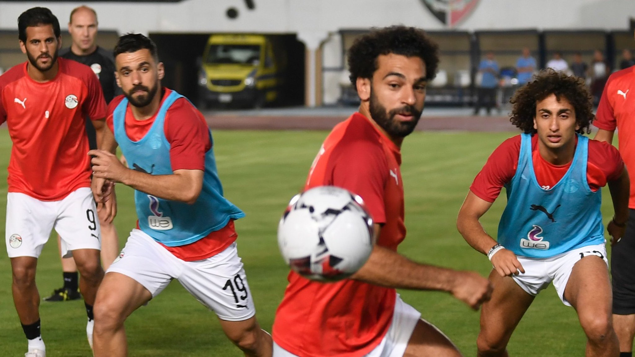 Africa Cup of Nations: Egypt play Zimbabwe in first game of tournament