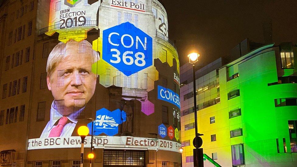 Выборы в Британии: партия Бориса Джонсона получает абсолютное большинство в парламенте