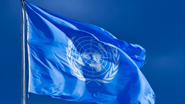 Does the UN mean anything to the young?