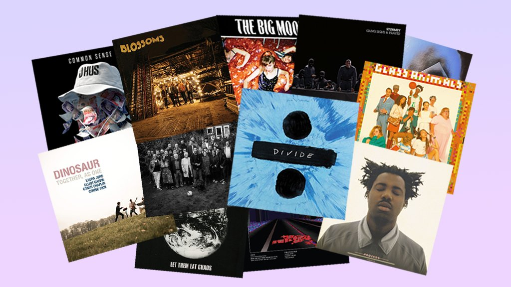 BBC News - Mercury Prize nominees see sales boost