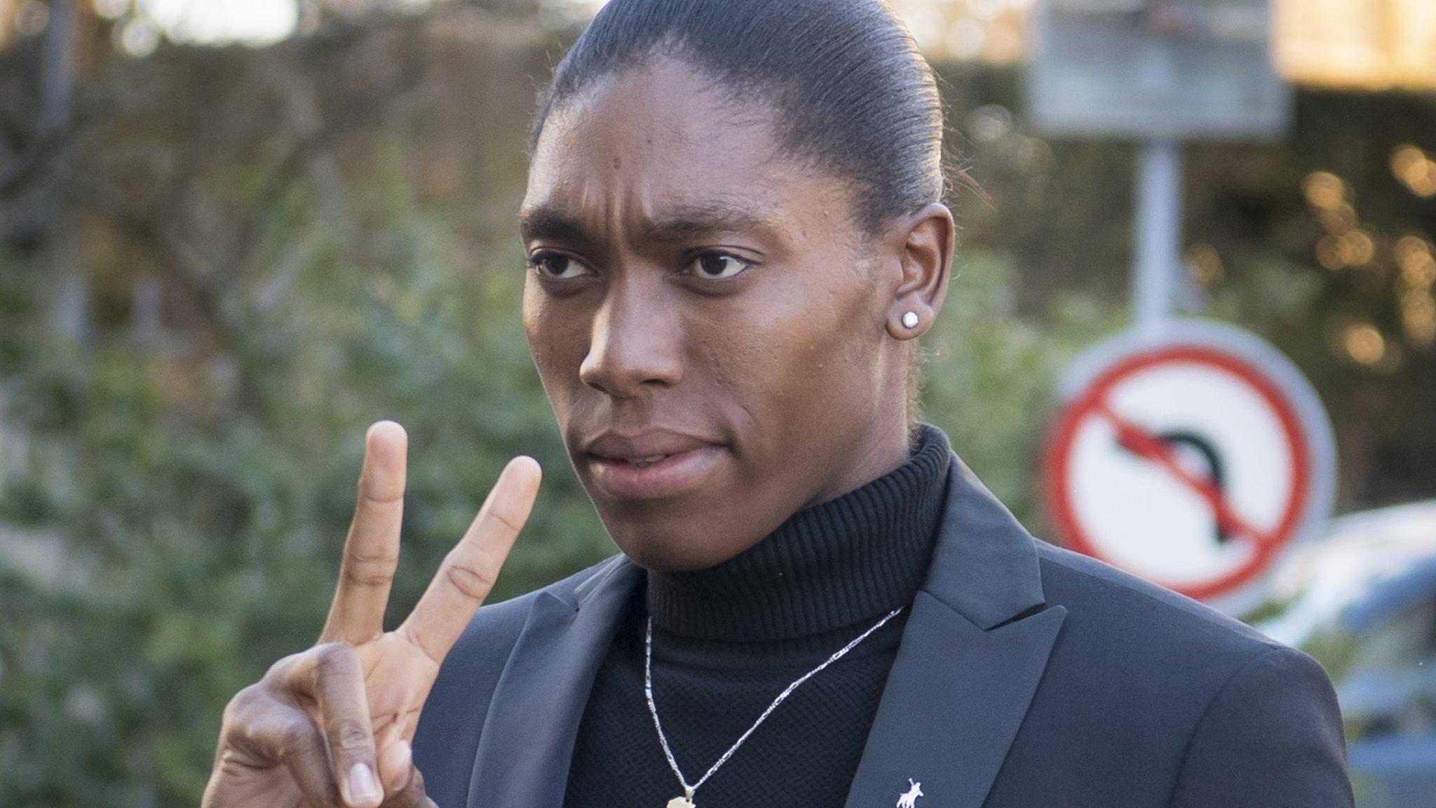 Caster Semenya: South African runner's appeal against IAAF rule begins