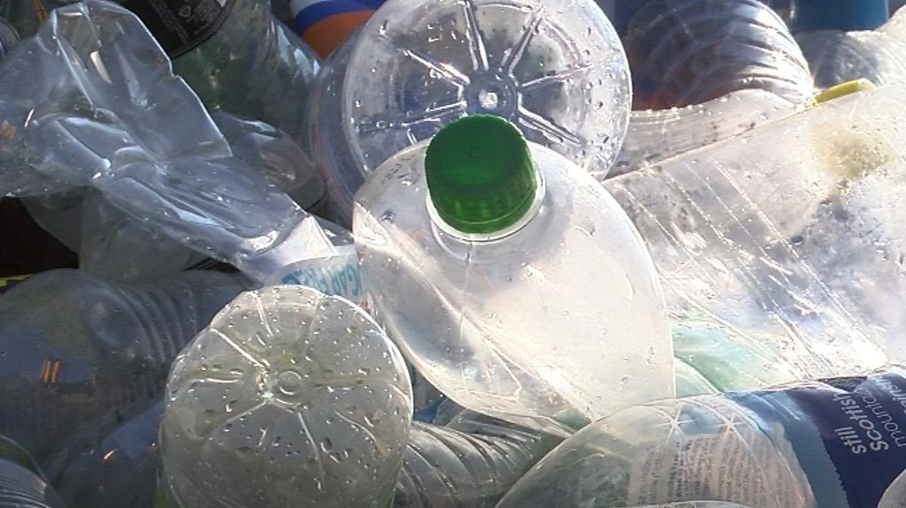 Leeds plastic bottles car parking scheme is 'well received'