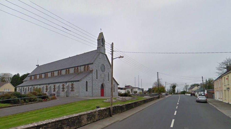 St Patrick's Church Glenamaddy