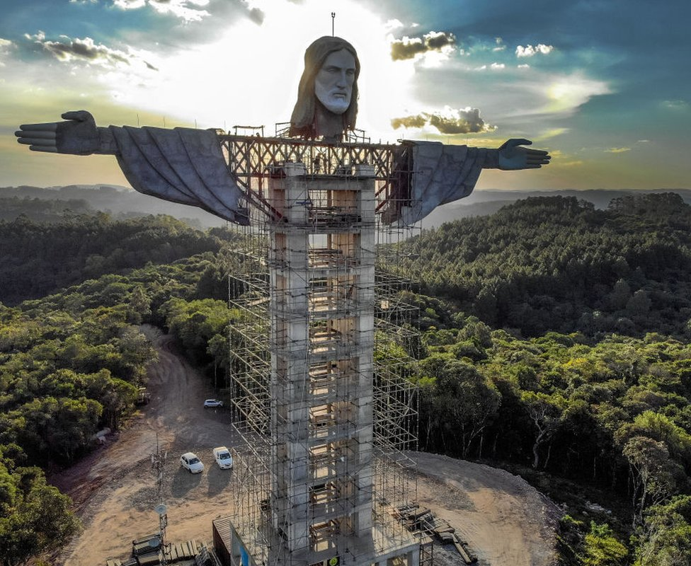 brasil, yesus