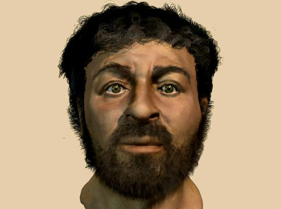 Computer generated image from Son of God TV series
